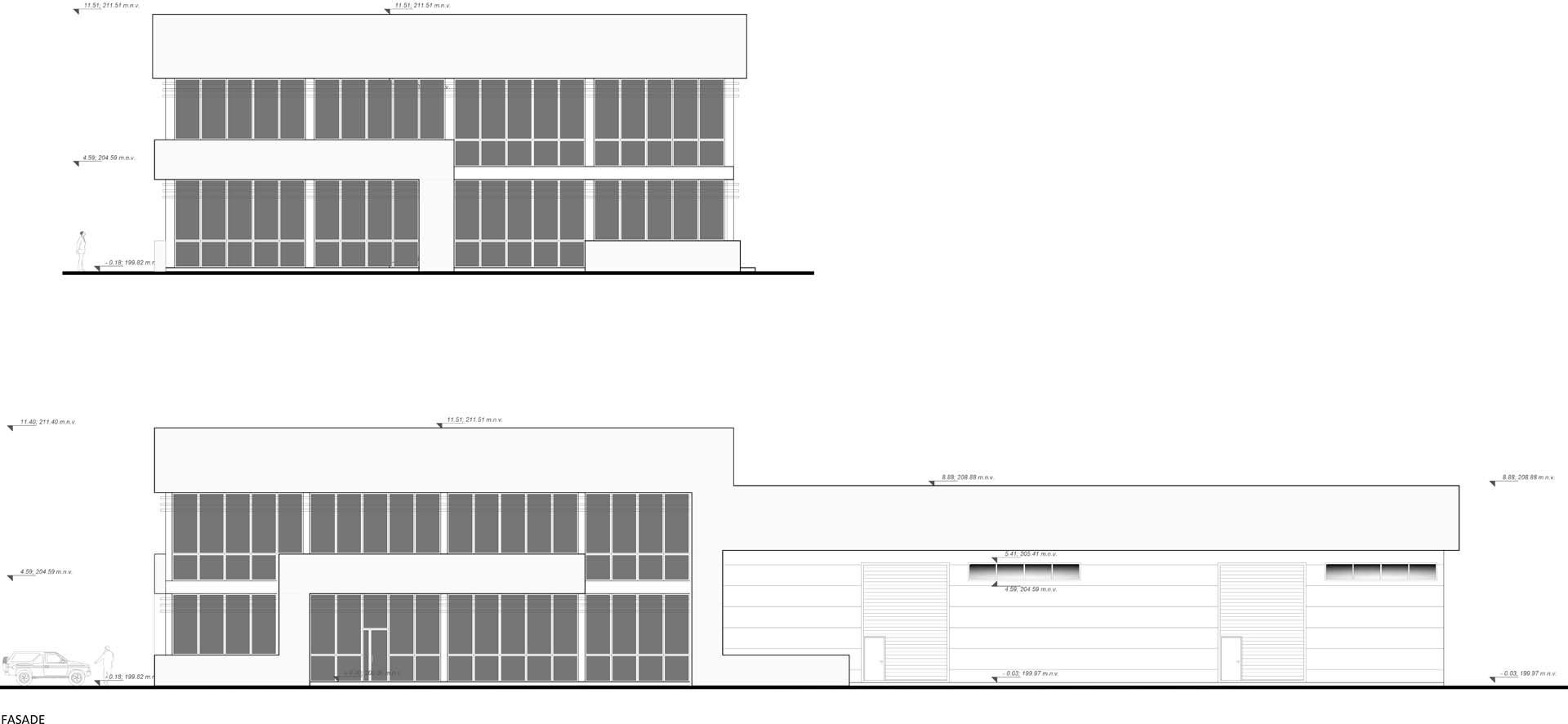 office building  GOČANIN