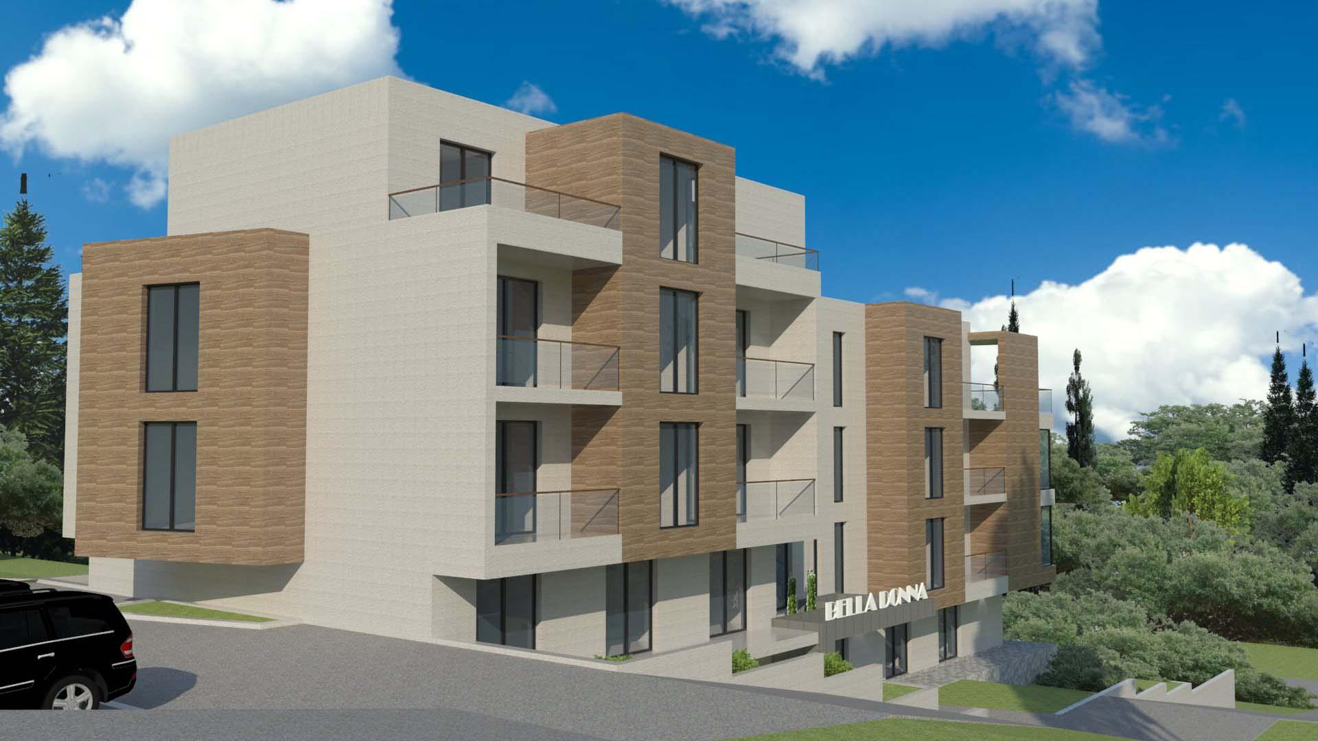 "Residential building ""Belladonna"""