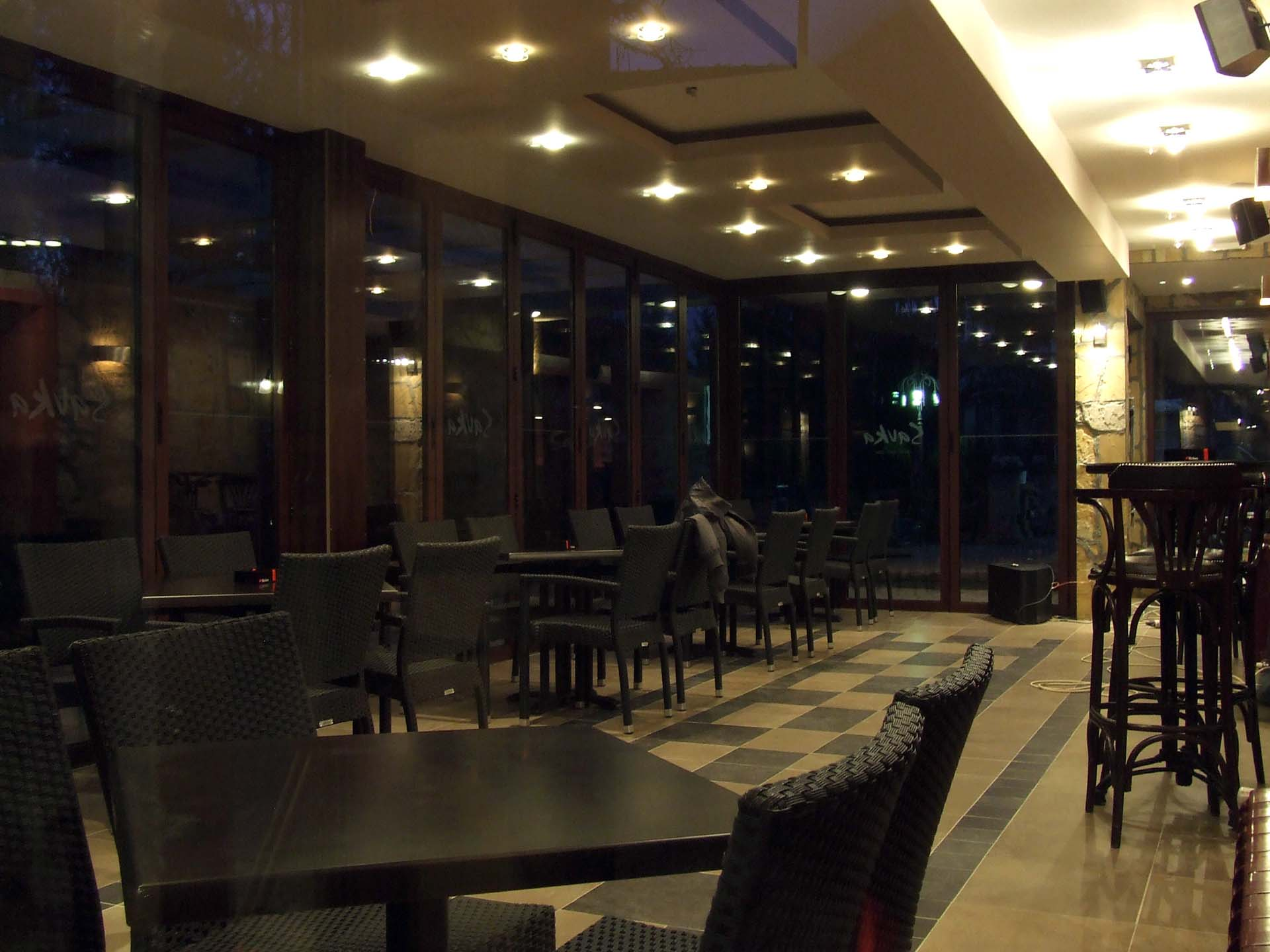 "CAFFE BAR RESTAURANT ""SAVKA"""
